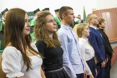 Politechnika Białostocka uroczyście rozpoczęła rok akademicki
