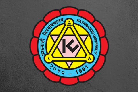 logo Uniwersytetu w Kathmandu