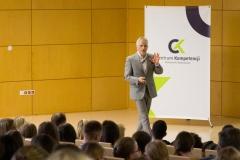 Wykład Romana Wieczorka w ramach działalności Centrum Kompetencji Politechniki Białostockiej