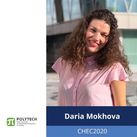 Daria Mokhova