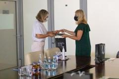European Cross-Border Doctorials Certificate Awarding Ceremony, fot. Katarzyna Cichoń, BUT