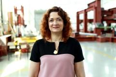 Rector Assoc. Prof. Marta Kosior-Kazberuk, DSc, PhD, Eng., fot. Paweł Jankowski, Bialystok University of Technology 2