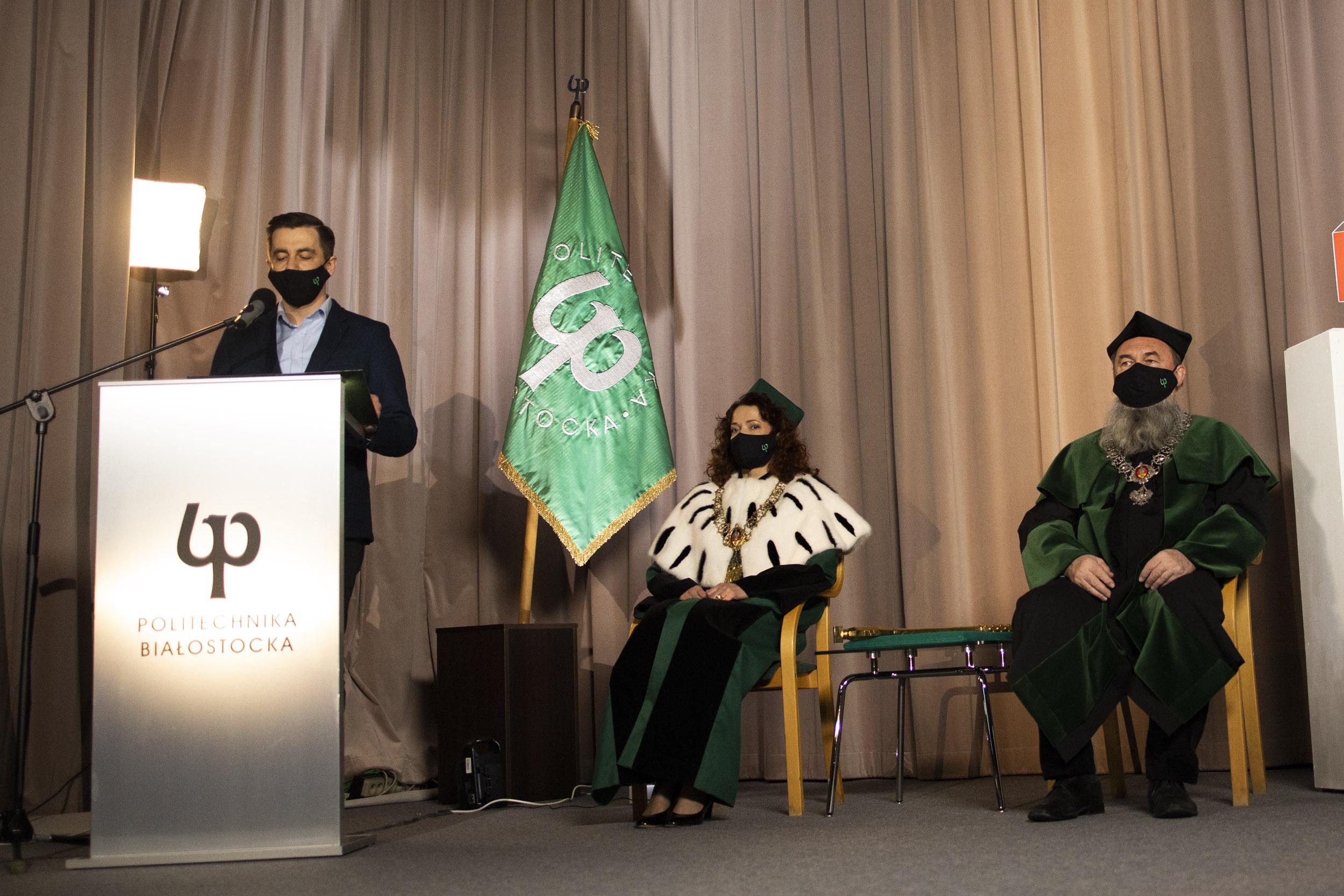 Relacja z wydarzenia Honorowy Profersor. fot. 9