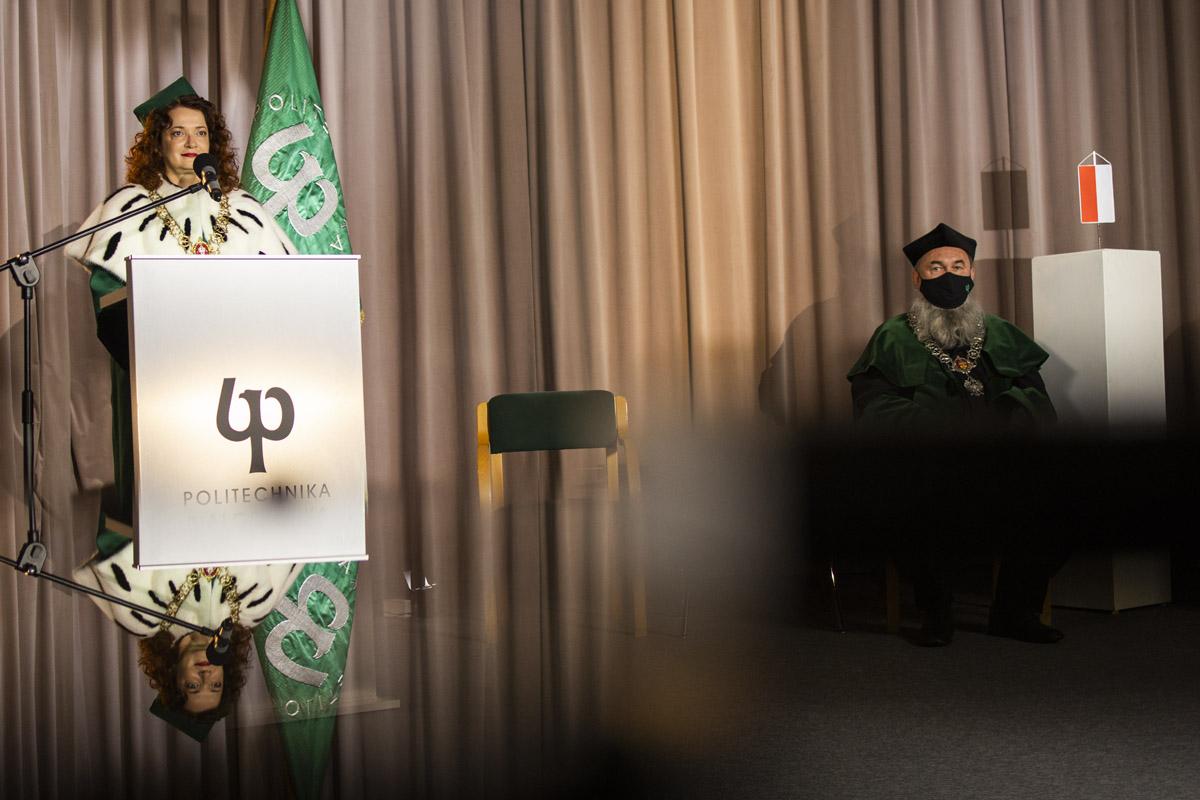 Relacja z wydarzenia Honorowy Profersor. fot. 5
