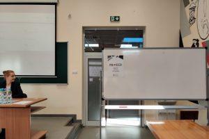 Szkolenie pracowników PB z funkcjonalności systemu EZD