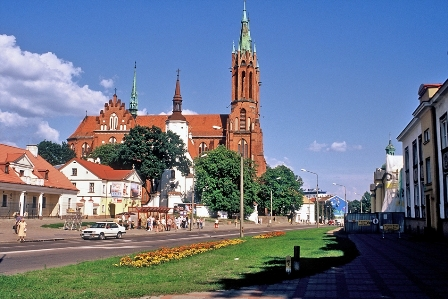 Cathedral Basilica of the Assumption of the Blessed Virgin Mary, Bialystok