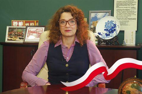 JM Rektor PB, dr hab. inż. Marta Kosior-Kazberuk, prof. PB