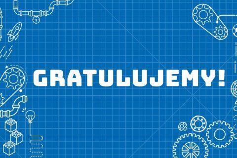 MASZYNA gratulacje