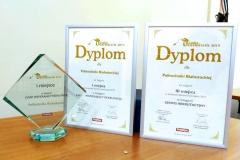 Politechnika Białostocka zdobyła nagrody w konkursie Genius Universitatis 2019