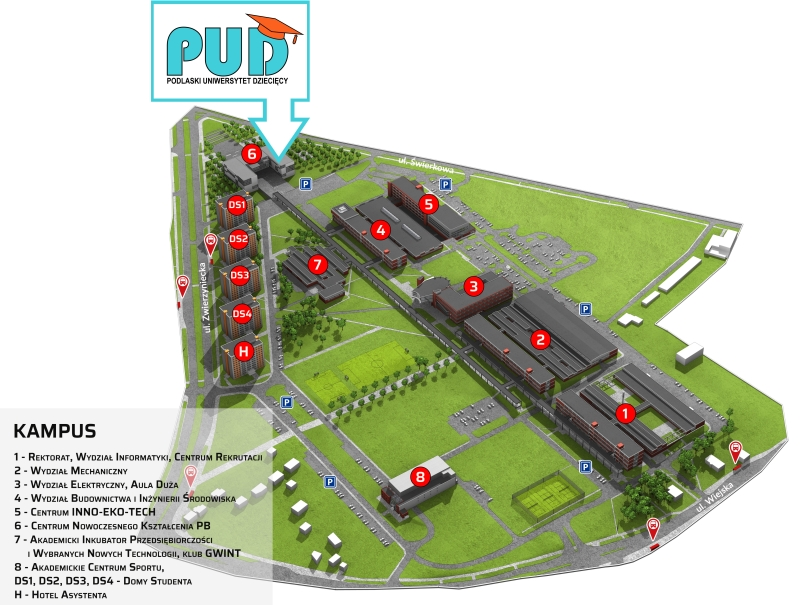 mapa CNK PB