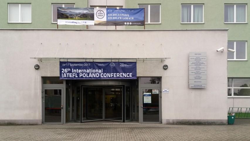 budynek - miejsce konferencji