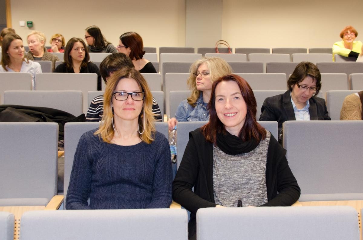 pracownicy SJO na seminarium w Poznaniu