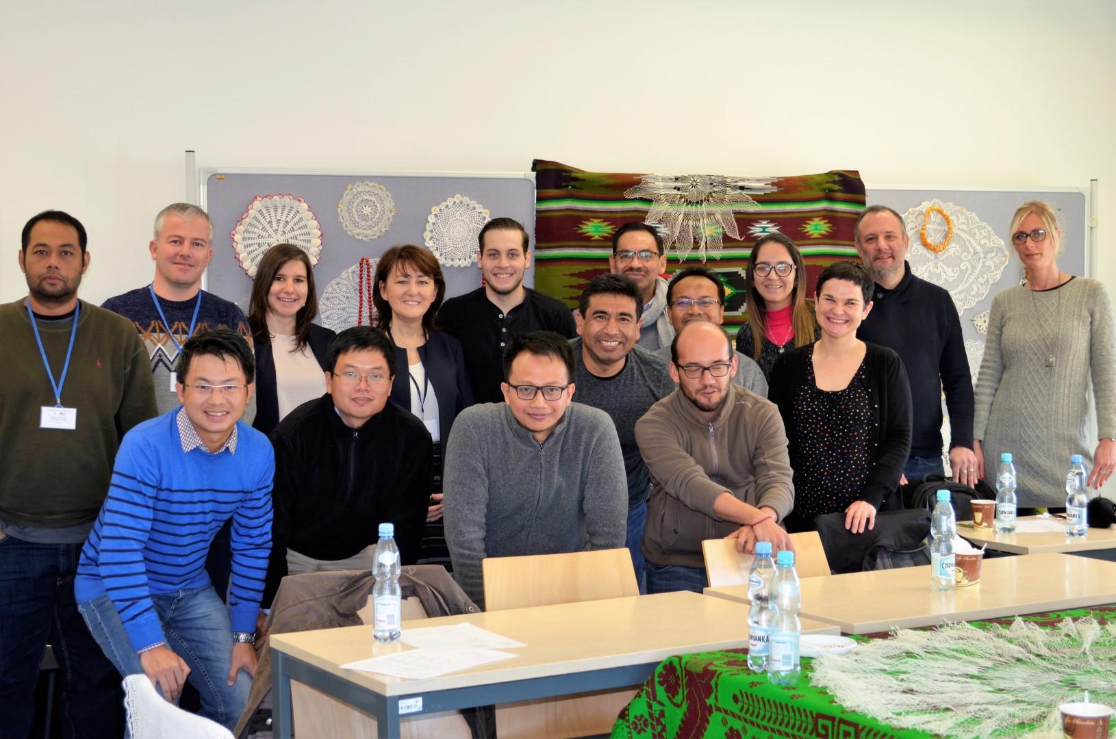 International Staff Week