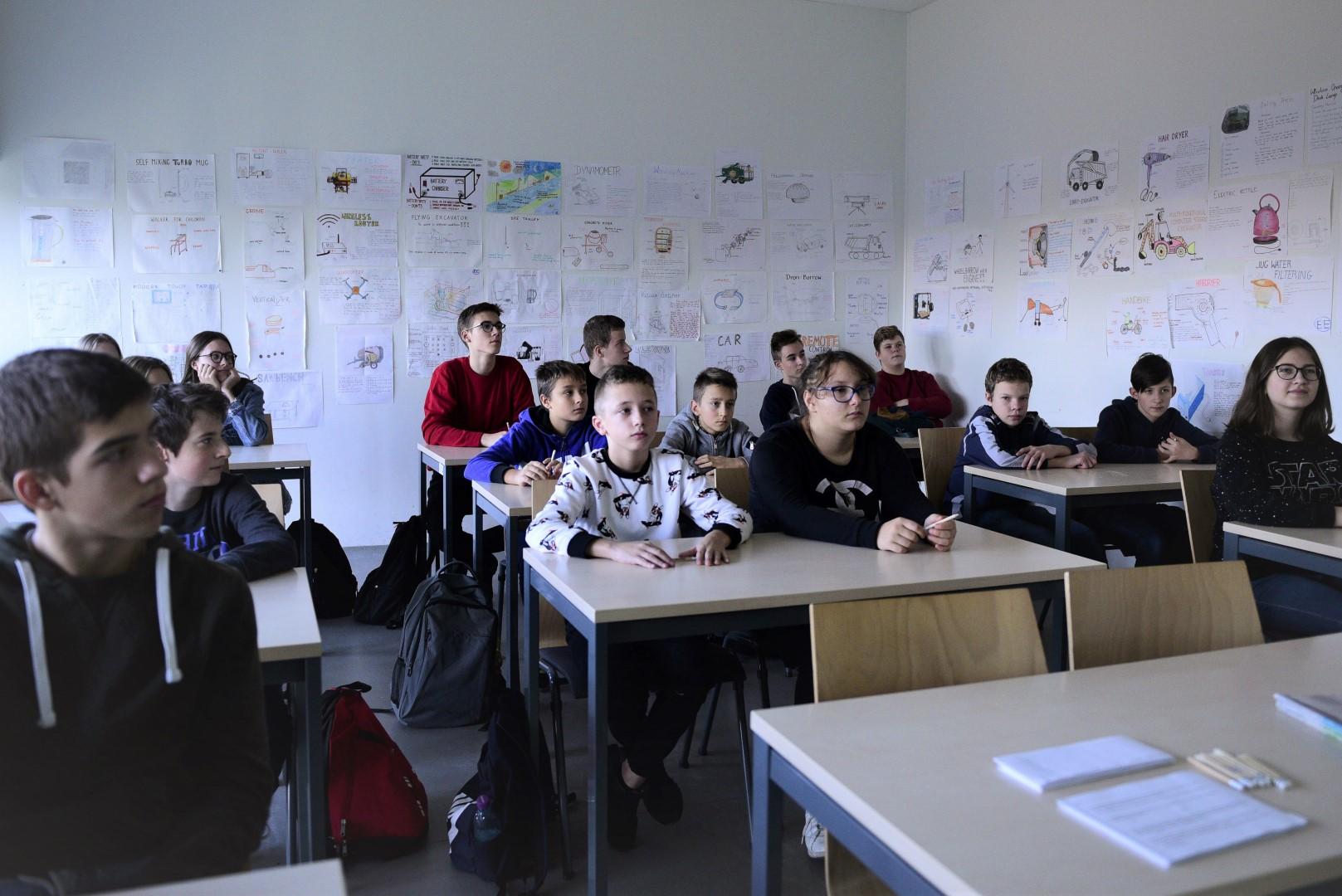 Podlaska Akademia Młodego Inżyniera - uczestnicy