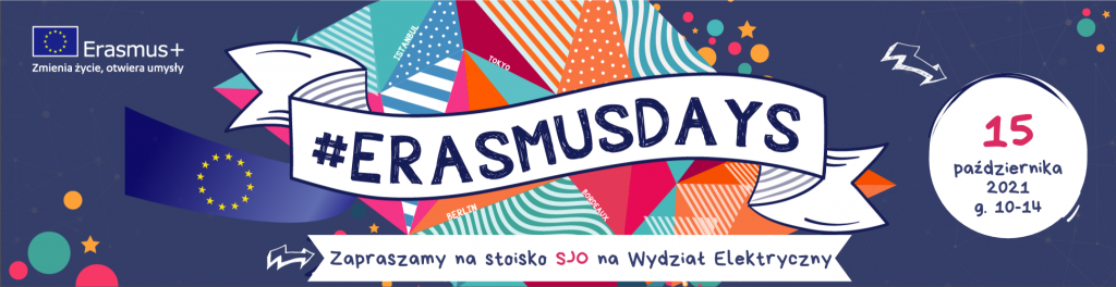 baner ErasmusDays