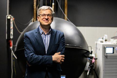 dr hab. inż. Bogusław Butryło, prof. PB