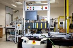 Laboratorium na Wydziale Elektrycznym PB (2), fot. Gabriela Kościuk