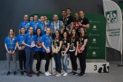 Badminton1 2018 finał