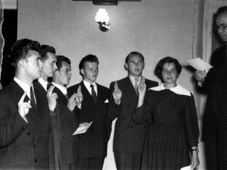 Immartykulacja 1956/57