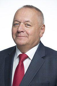 Rektor L. Dzienis