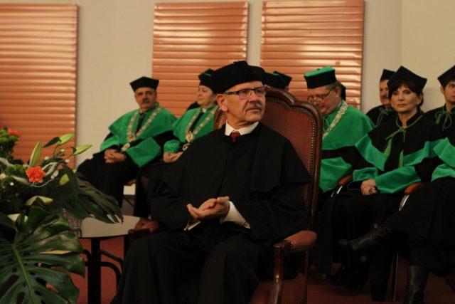 Profesor Tadeusz Citko