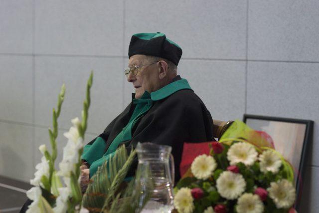 Prof. Witold Czarnecki –Honorowy Profesor Politechniki Białostockiej