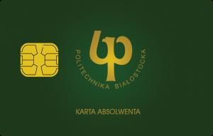 Karta Absolwenta Politechniki Białostockiej