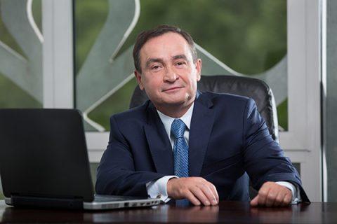 Prorektor A. Sikorski