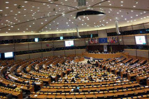 Licealiści odwiedzili parlament europejski