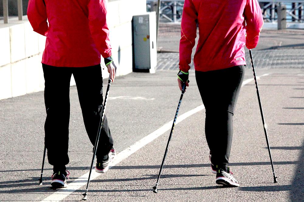 Nordic walking na Politechnice