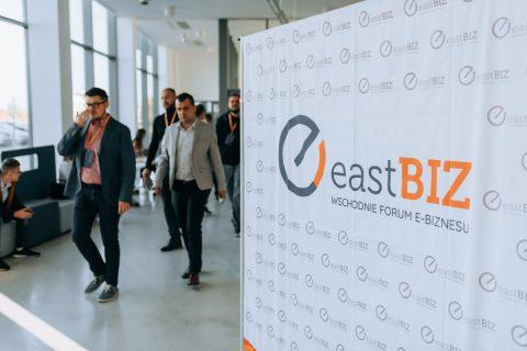 Wschodniego Forum e-Biznesu EastBiz odbyło się w dniach 12-13 października 2018 r.