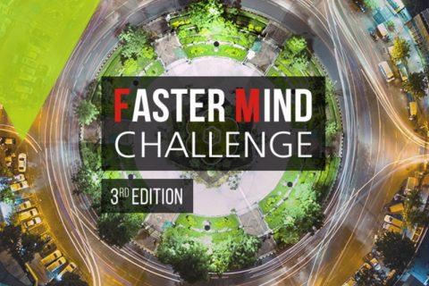 logo konkursu Faster Mind Challenge