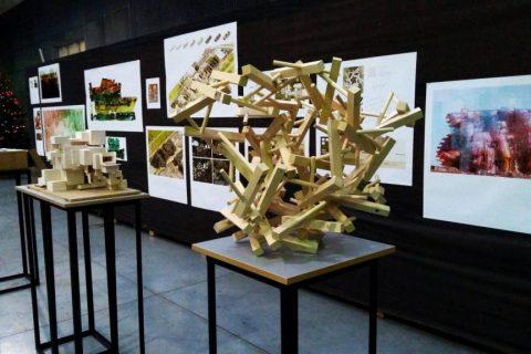 Prace studentów Renssealer Architecture z USA na Wydziale Architektury PB