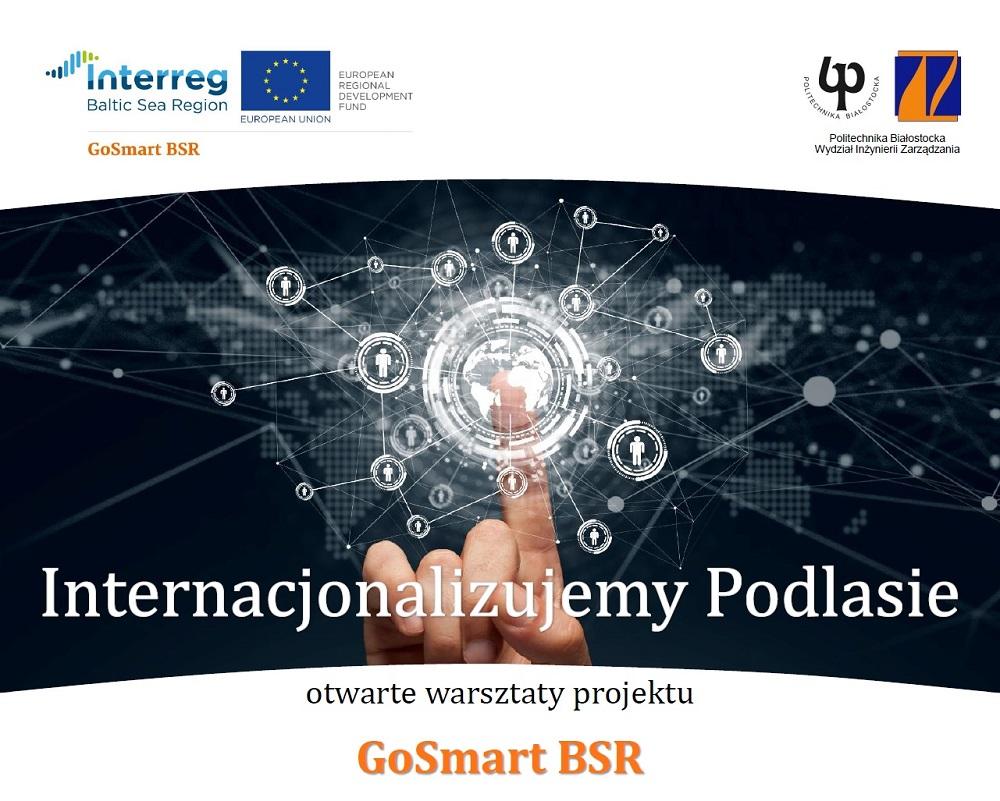 plakat Warsztaty GoSmart