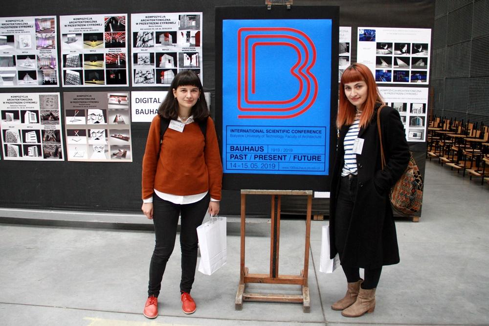Konferencja Bauhaus na Wydziale Architektury PB