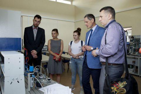 Doktoranci z Technical University of Kosice realizują staż na Wydziale Mechanicznym, 3-14 czerwca 2019 r.