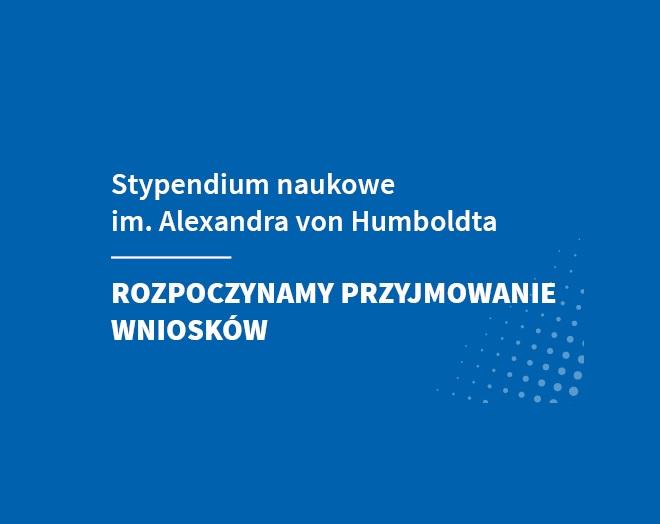 Stypendium Humboldta - logo