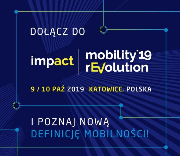 baner Impact w Katowicach