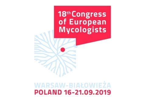 logo kongresu mykologicznego