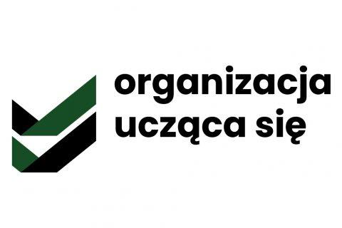 logo konkursu Organizacja ucząca się