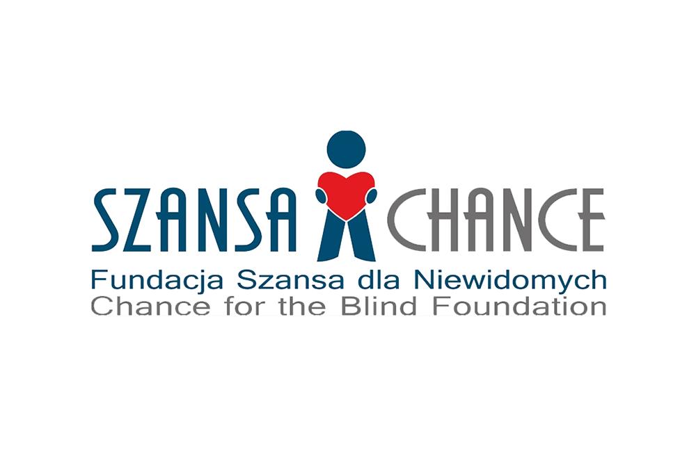 logo Fundacji Szansa dla Niewidomych