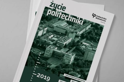 okładka Życia Politechniki 1/2019
