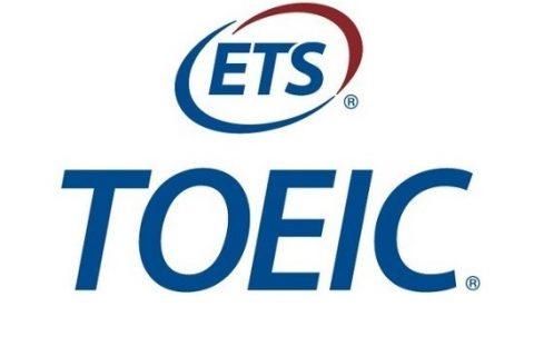 logo egzaminu TOEIC