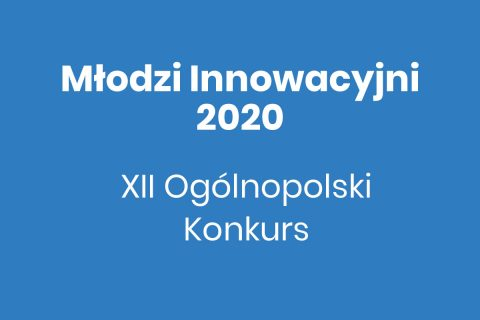 Młodzi Innowacyjni 2020