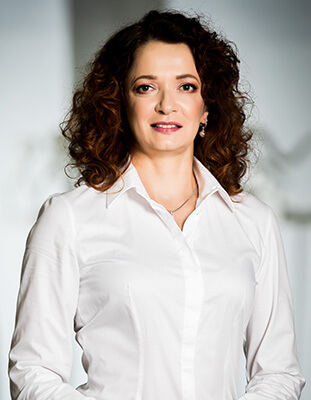 Prorektor ds. Współpracy Międzynarodowej dr hab. inż. Marta Kosior-Kazberuk, prof. PB