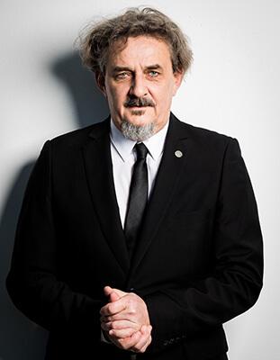 Prorektor ds. Studenckich prof. dr hab. Jarosław Perszko