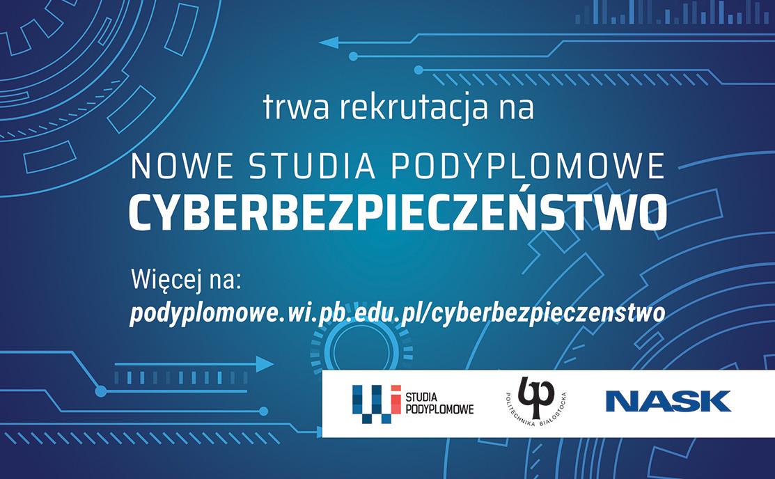 Cyberbezpieczeństwo na Politechnice Białostockiej