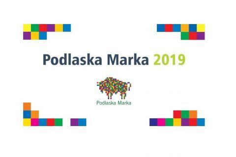 logo konkursu Podlaska Marka 2019