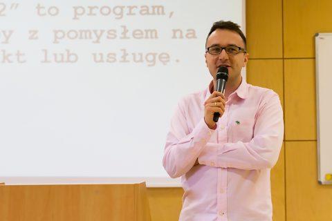 Autoprezentacja - warsztaty na politechnice białostockiej