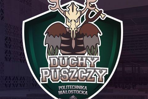 Logo drużyny Duch Puszczy Politechnika Białostocka